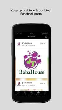 JTBoBaHouSe poster