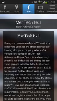 Mer Tech Hull apk screenshot