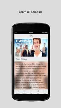 Vision Colleges apk screenshot