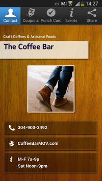The Coffee Bar poster