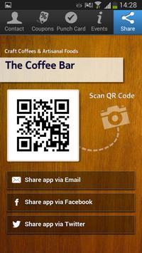 The Coffee Bar apk screenshot