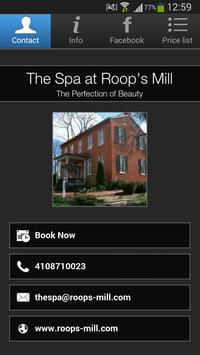 The Spa on West Main poster