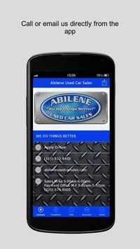 Abilene Used Car Sales apk screenshot