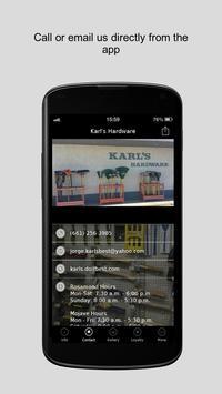 Karl's Hardware apk screenshot