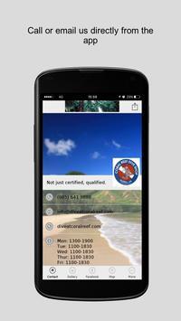Coral Reef Dive Shop apk screenshot