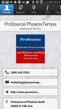 ProSource PhoenixTempe poster