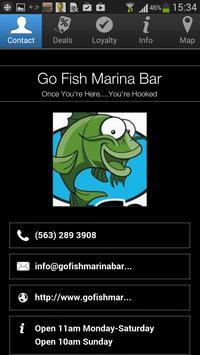 Go Fish Marina Bar & Grill poster