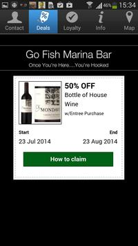 Go Fish Marina Bar & Grill apk screenshot