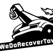 WE DO RECOVER TOWING icon