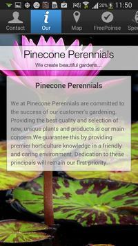 Pinecone Perennials apk screenshot