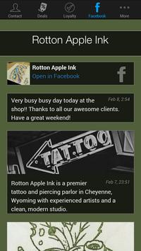 Rotton Apple Ink apk screenshot