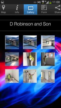 D Robinson and Son apk screenshot