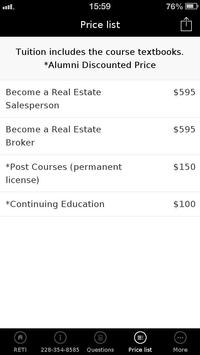 MS Real Estate Courses poster