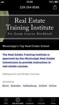 MS Real Estate Courses apk screenshot