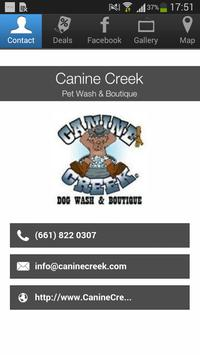 Canine Creek poster