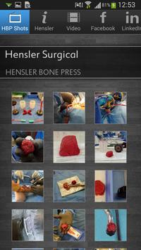 Hensler Surgical apk screenshot