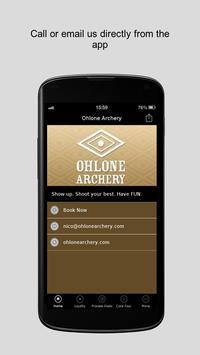 Ohlone Archery apk screenshot