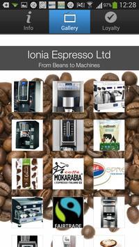 Ionia Espresso Ltd apk screenshot