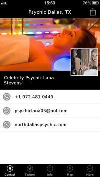 North Dallas Psychic apk screenshot