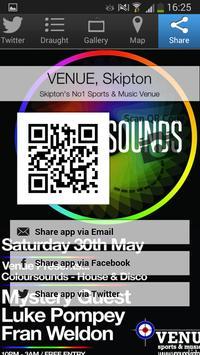 VENUE, Skipton apk screenshot