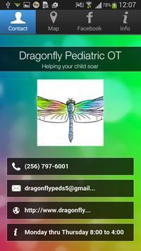 Dragonfly Pediatric OT poster