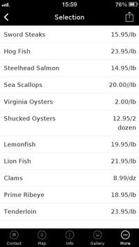 Saltwater Markets apk screenshot