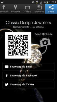 Classic Design Jewellers apk screenshot