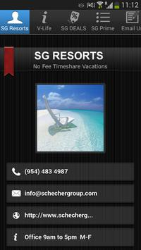 SG RESORTS poster