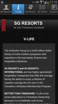 SG RESORTS apk screenshot