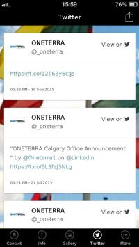 ONETERRA apk screenshot