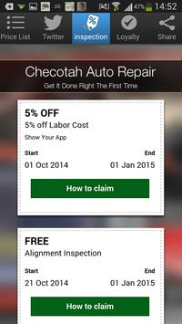 Checotah Auto Repair apk screenshot
