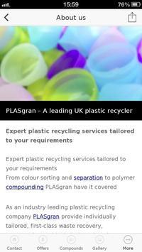 PLASgran apk screenshot