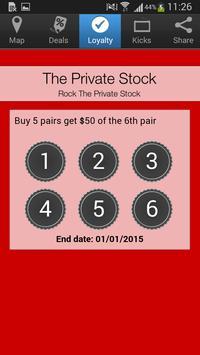 The Private Stock apk screenshot
