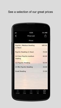 Psychic Readings by Chris apk screenshot