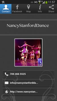 NancyStanfordDance poster