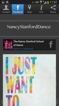 NancyStanfordDance apk screenshot