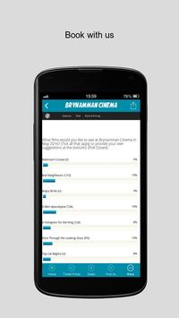 Brynamman Cinema apk screenshot