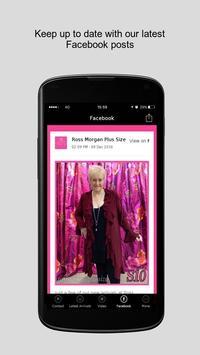 Ross Morgan Plus Size apk screenshot