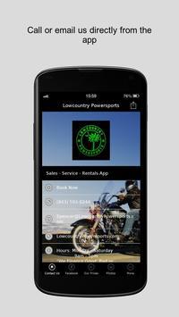 Lowcountry Powersports apk screenshot