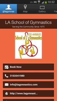 los angeles school of gym poster