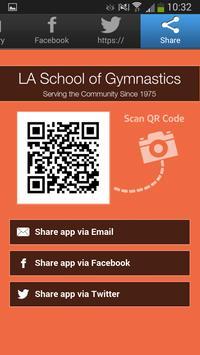 los angeles school of gym apk screenshot