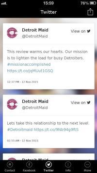 Detroit Maid apk screenshot