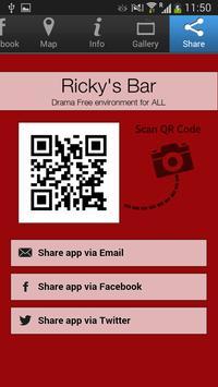 Ricky's Bar apk screenshot