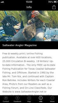 Saltwater Angler Magazine apk screenshot