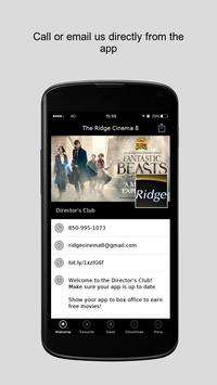 The Ridge Cinema 8 poster