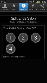 Split Ends Salon apk screenshot