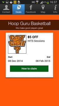 Hoop Guru Basketball apk screenshot