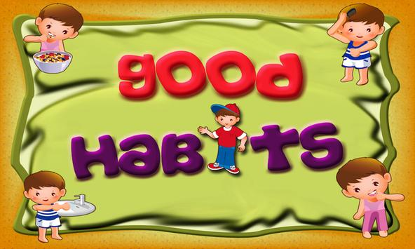 Good Habits By Tinytapps poster