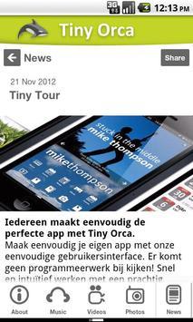Tiny Orca apk screenshot