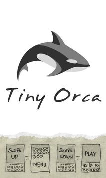 Tiny Orca poster